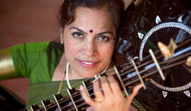 Jyoti Hegde at the Darbar Festival