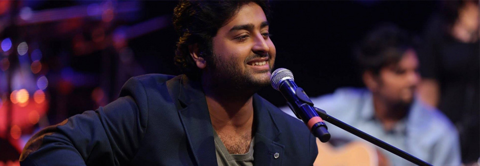 Arijit Singh: entertainer by heart