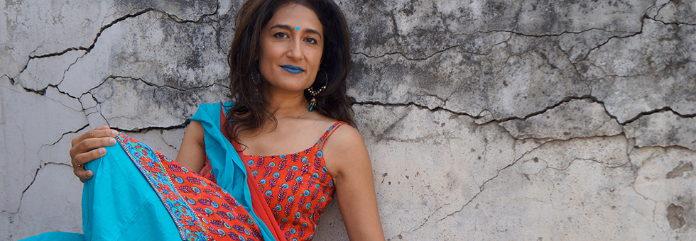Kiran Ahluwalia:  Fusion from the inside