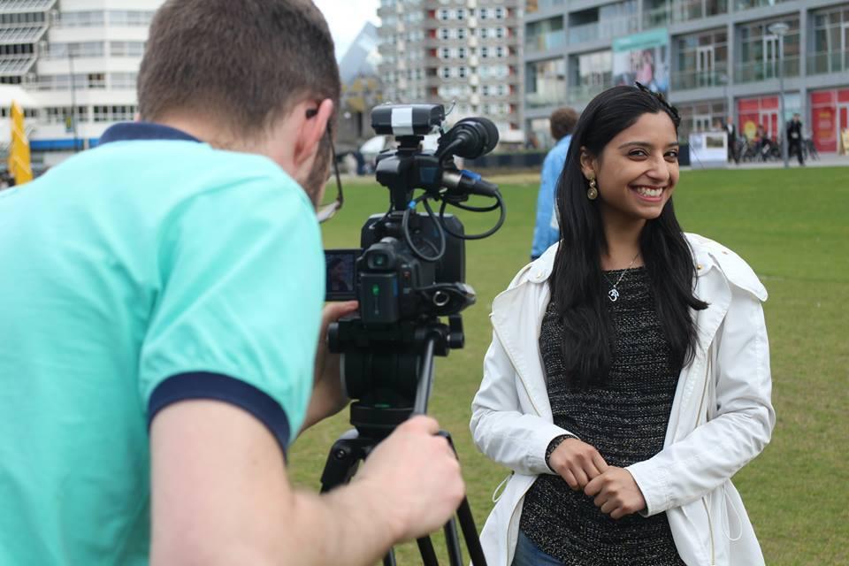 DesiYUP interviewed bij Open Rotterdam