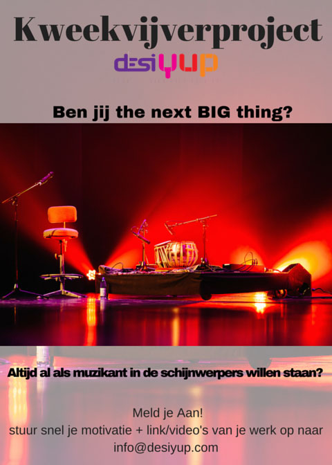 Are you the new star on stage?