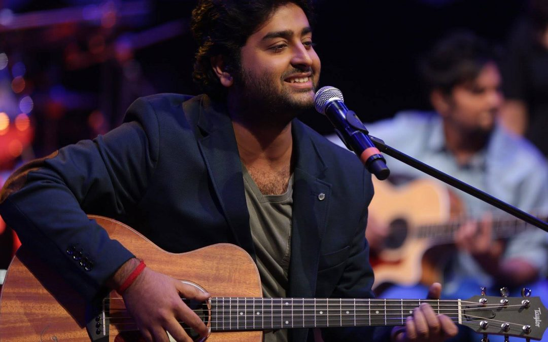 Arijit Singh saves the show in HMH Amsterdam for his fans