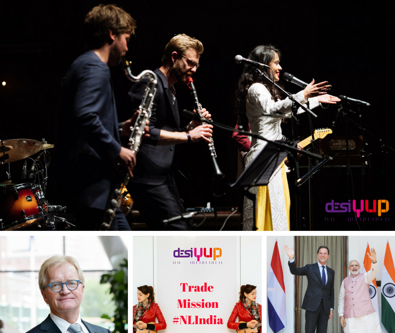 DesiYUP is participating in the Dutch trade mission to India
