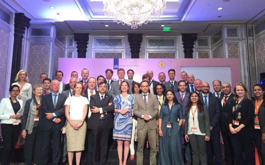 Netherlands Trade Mission to India Kick off with Minister Cora Van Nieuwenhuizen